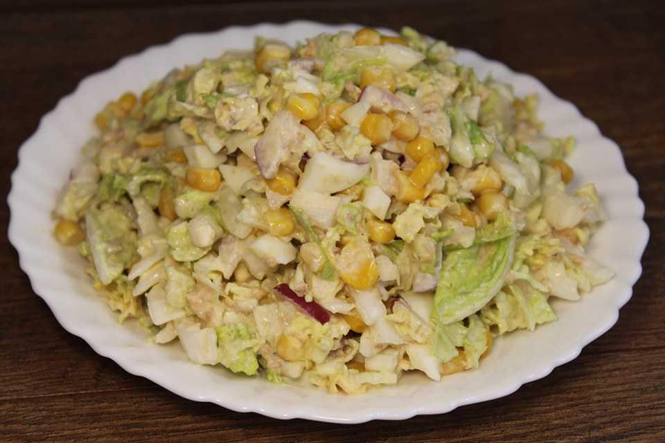 Диетический салат с тунцом: похудение с удовольствием и без ущерба для здоровья