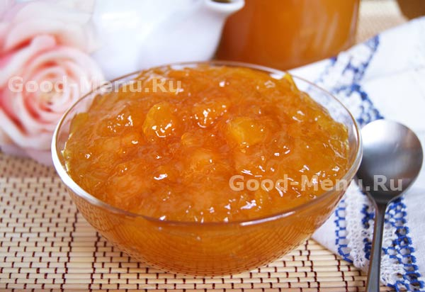Повидло из яблок и груш на зиму -пошаговый рецепт с фото