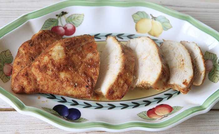 Буженина из индейки в духовке в домашних условиях: пошаговые рецепты из грудки, из филе