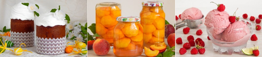 Плоды и ягоды. сладкие блюда. кулинарная энциклопедия. рецептуры предприятий общественного питания