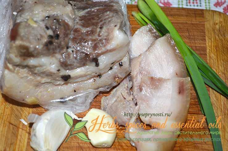 Сало с чесноком через мясорубку – 5 рецептов вкусного закусочного паштета