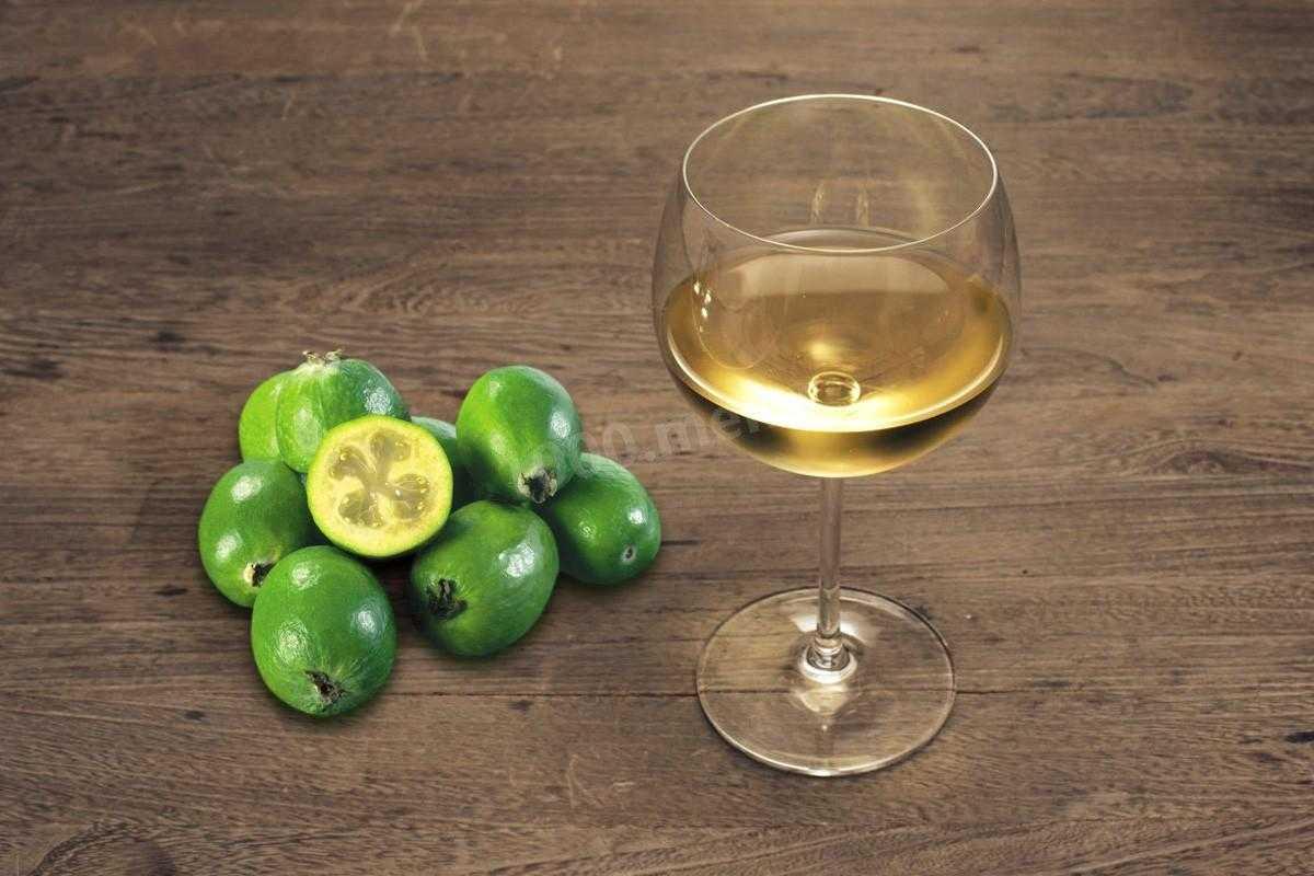 Самогон из фейхоа рецепт — история алкоголя