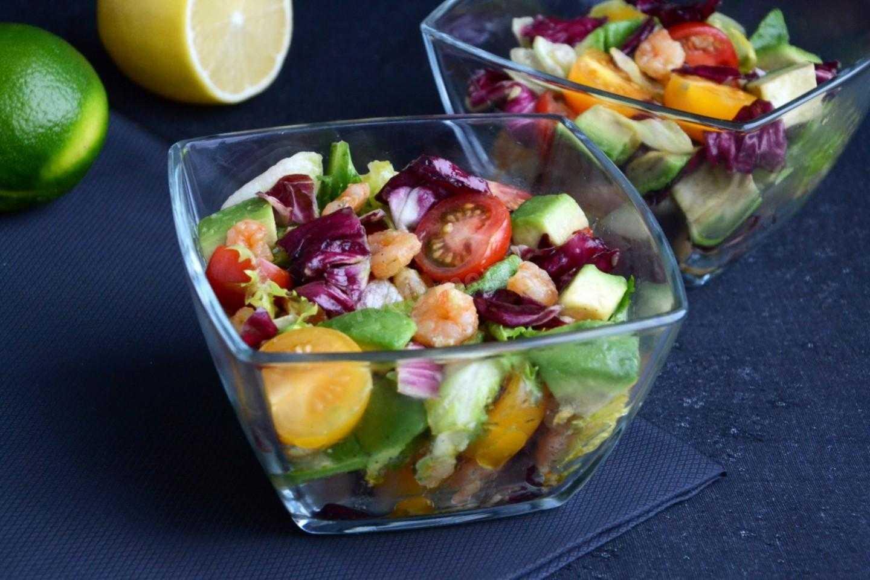 Готовим тайский салат с креветками и кукурузой: поиск по ингредиентам, советы, отзывы, пошаговые фото, подсчет калорий, удобная печать, изменение порций, похожие рецепты