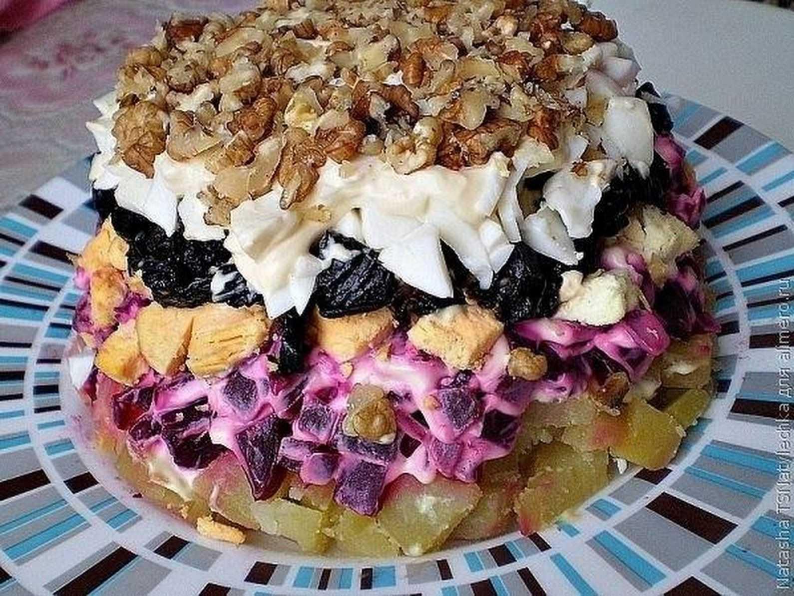 Готовь салат Фаворит с языком: поиск по ингредиентам, советы, отзывы, пошаговые фото, подсчет калорий, удобная печать, изменение порций, похожие рецепты