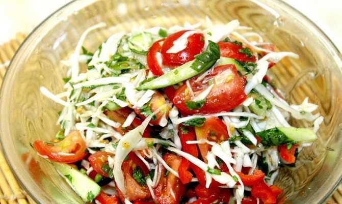 Летние салаты - простые, вкусные и недорогие рецепты