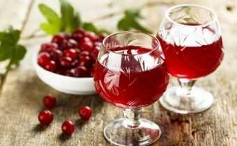 Как готовить вино из клюквы