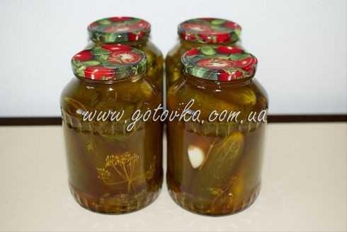 Огурцы с кетчупом чили на зиму: 6 рецептов
