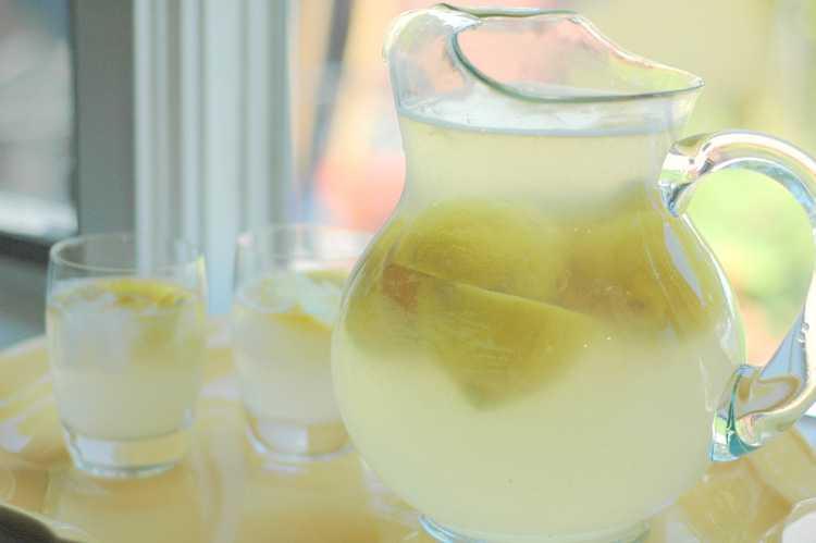 Лимонад в домашних условиях из лимонов - простые рецепты