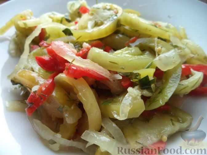 Зелёные помидоры с чесноком внутри на зиму - 9 пошаговых фото в рецепте