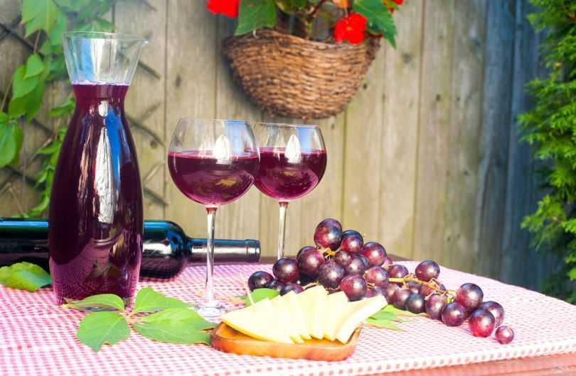Вино из винограда: пошаговый рецепт приготовления домашнего вина