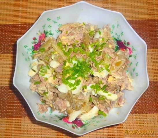 Салат новый век рецепт