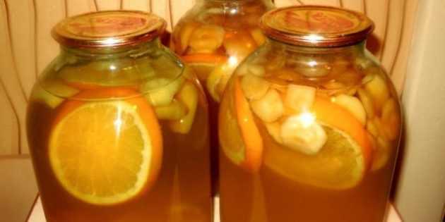 Компот из яблок — лучшие рецепты. как правильно и вкусно приготовить компот из яблок.