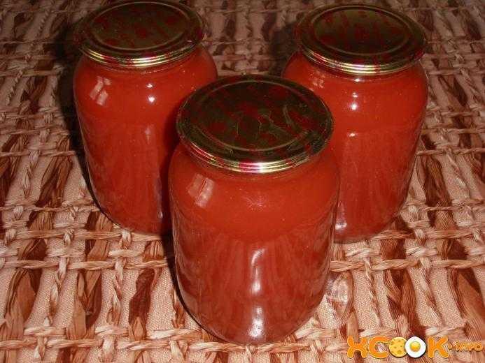 Сок томатный из помидор в домашних условиях на зиму