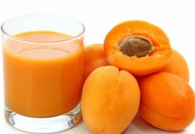 Сок из абрикосов с мякотью на зиму, рецепт