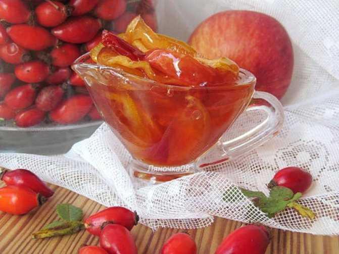 Варенье из шиповника: рецепт заготовки на зиму, способы приготовления с косточками, джем, полезные свойства