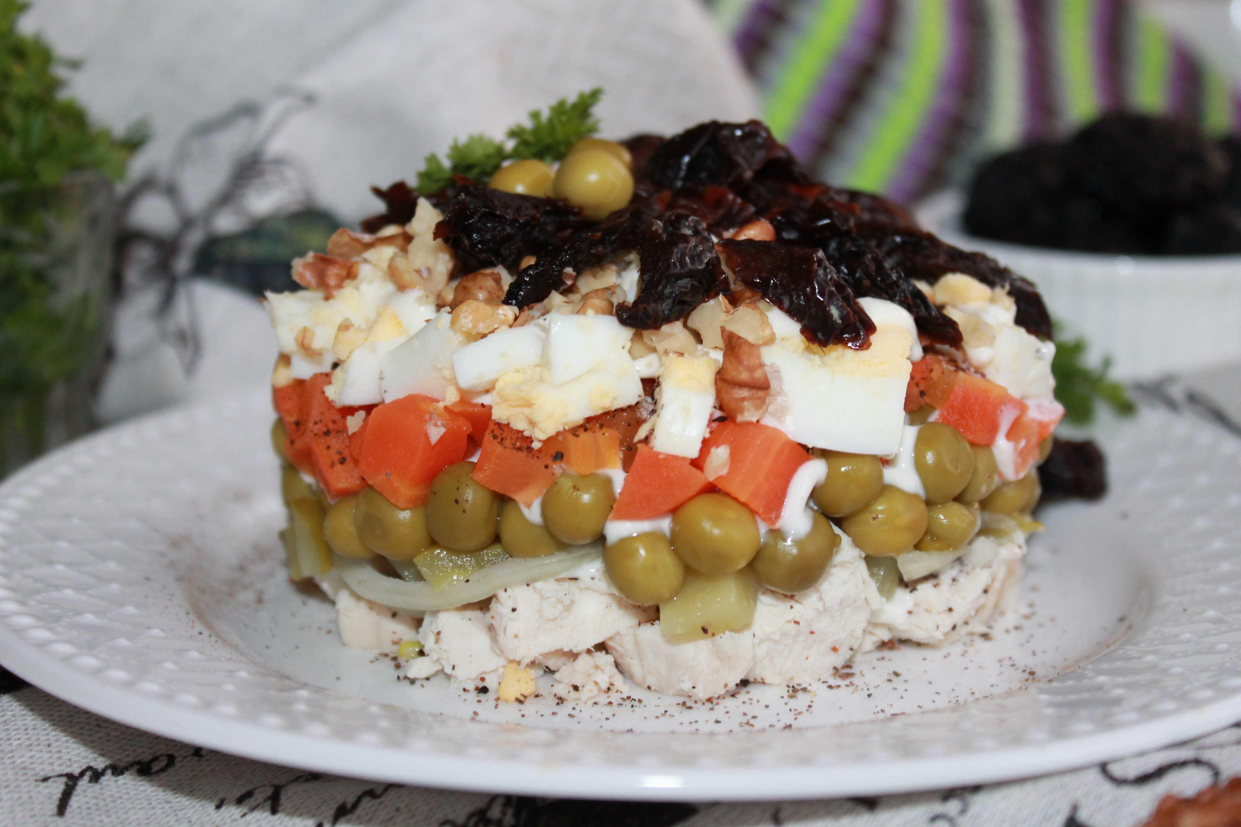 Салат «прага» — 7 простых классических рецепта необыкновенной вкусноты