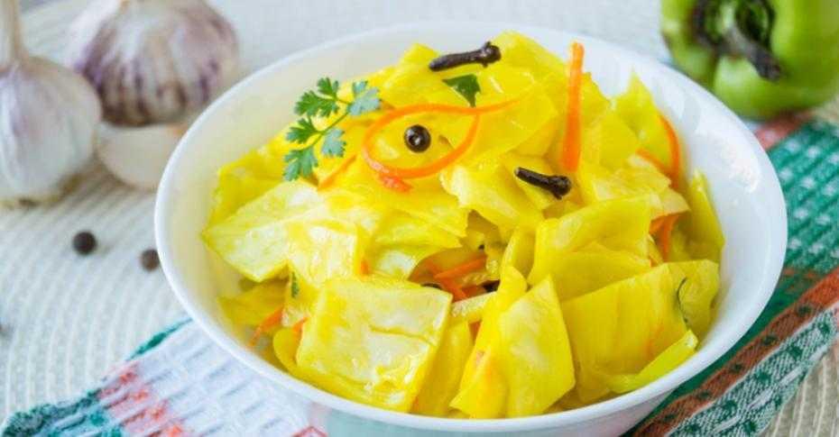 Вкуснейшая капуста по-корейски на зиму — 10 самых вкусных рецептов в банках