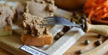 Как приготовить паштет из гусиной печени фуа гра в домашних условиях