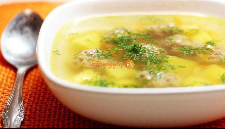 Яичный суп — 7 классных пошаговых рецептов - будет вкусно! - медиаплатформа миртесен