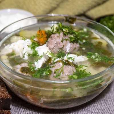 Грибной суп с курицей — пошаговый рецепт с фото