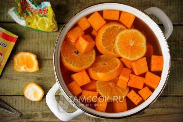 Компот из тыквы на зиму: 14 пошаговых рецептов и инструкция по приготовлению