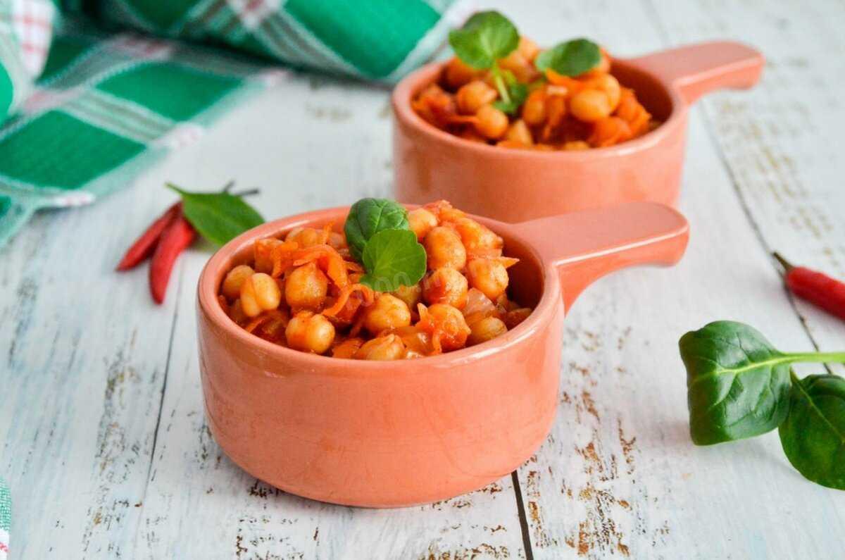 Рецепты постных блюд — часть третья