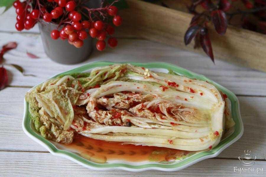 Как замариновать пекинскую капусту по-корейски: подборка лучших рецептов приготовления.