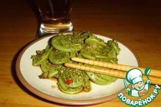 Как готовить папоротник правильно  и как им можно заменить грибы в блюдах ?