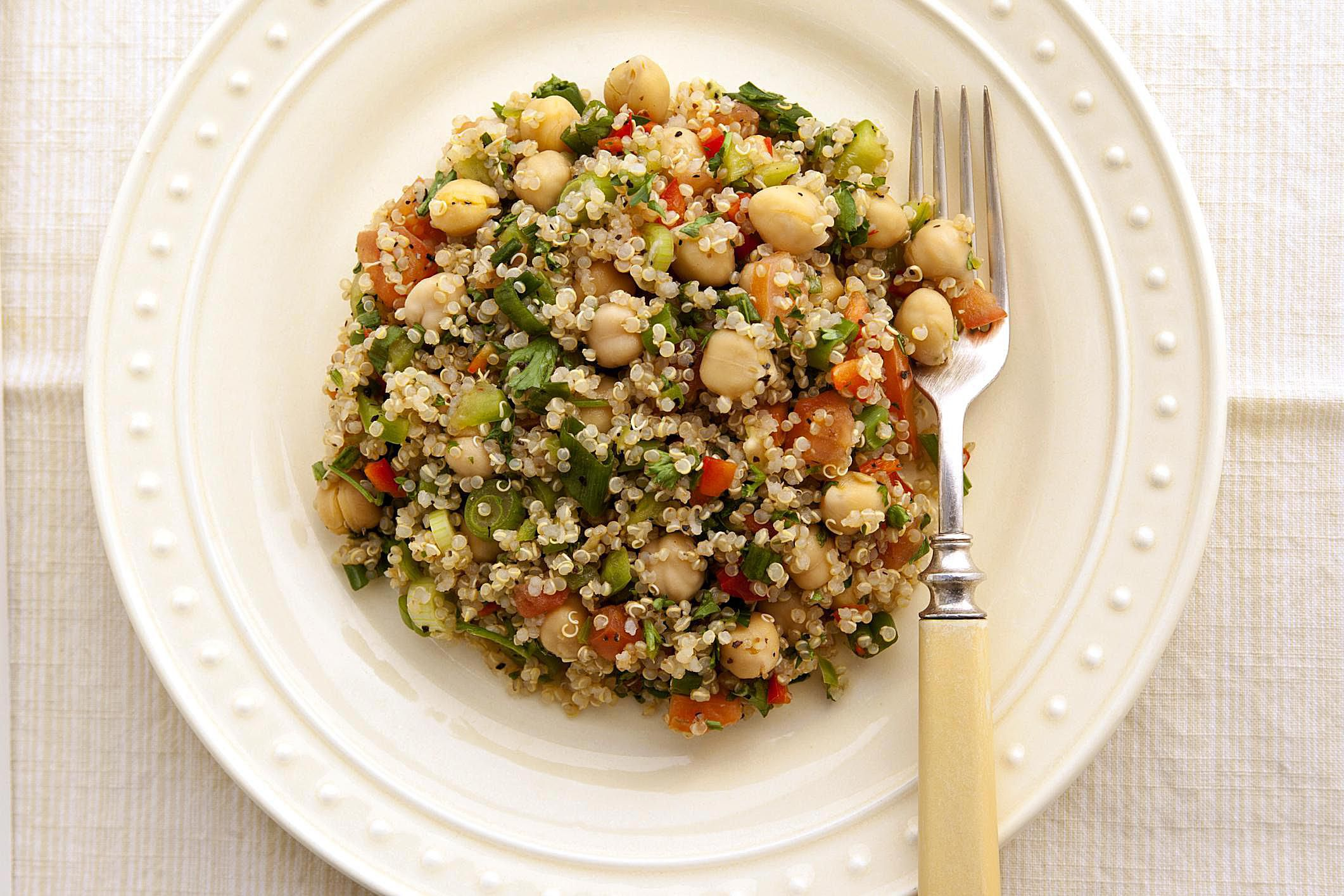 Салат с киноа - вкусные, полезные и сытные рецепты блюда на каждый день