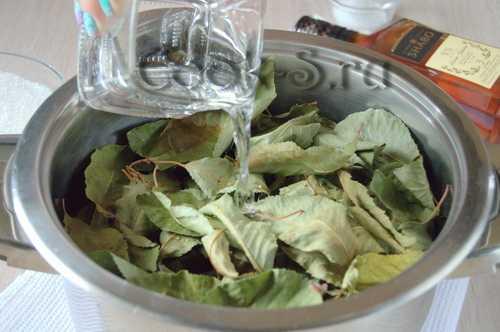 Настойка из черноплодной рябины на водке – рецепт