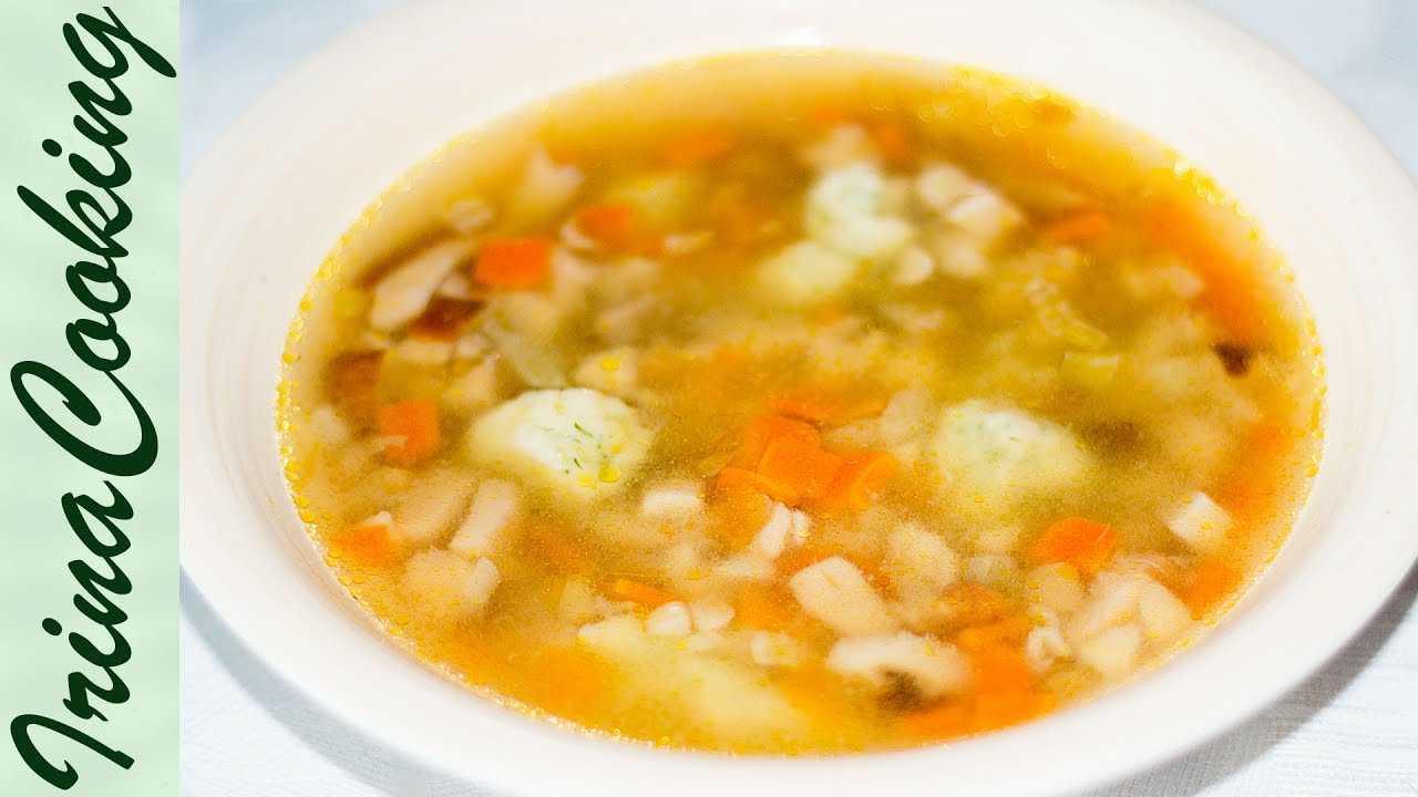 Грибной суп из опят — восхитительное блюдо: рецепт с фото и видео