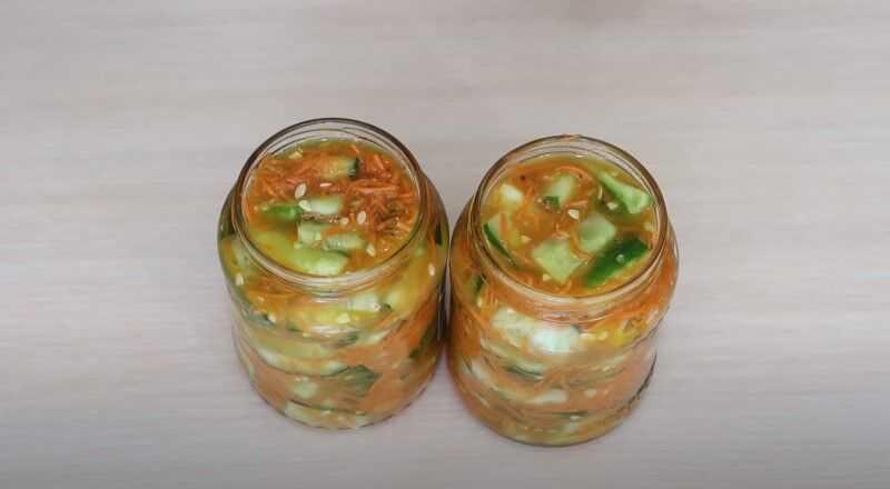 Салат из редьки дайкона по-корейски