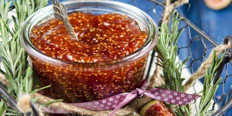 Варенье из инжира: рецепты приготовления с фото