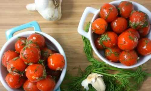 Армянчики из зеленых помидор рецепт - скороспел