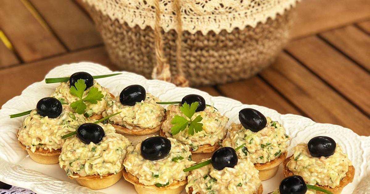 Тарталетки с сыром - 38 рецептов приготовления пошагово - 1000.menu