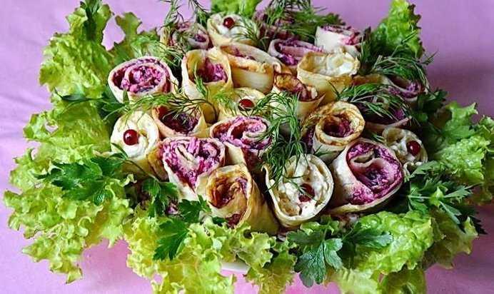 """Салат """"букет"""" - пошаговый рецепт приготовления с фото"""