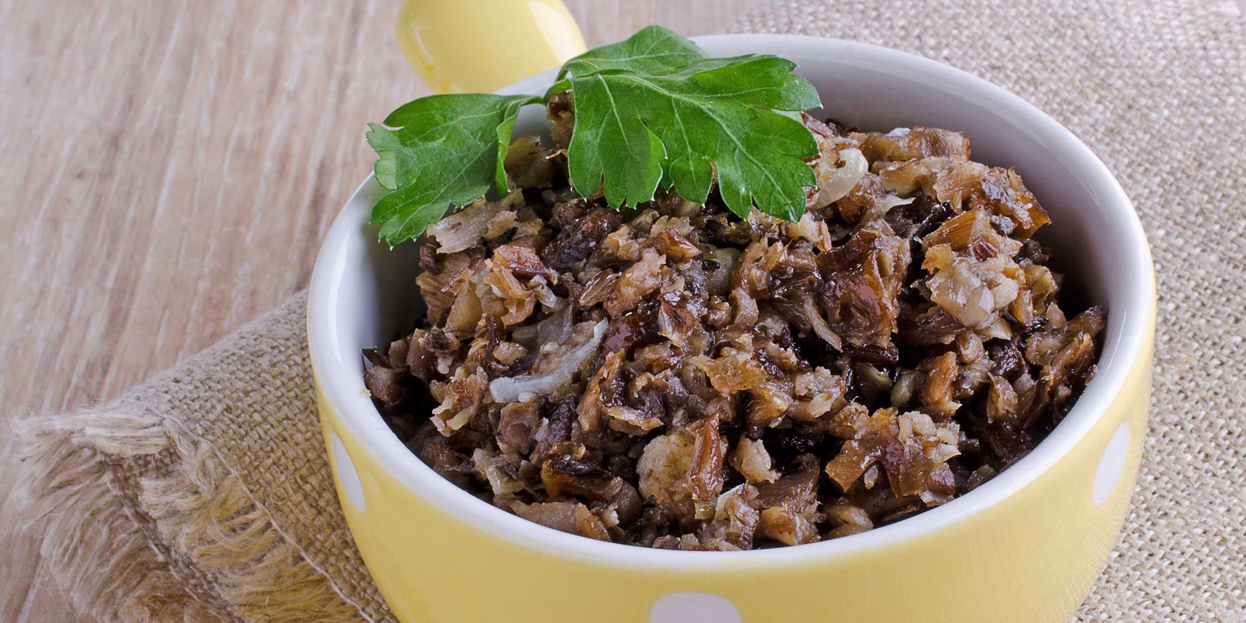 Икра грибная из лисичек на зиму: рецепт через мясорубку