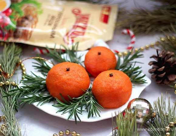 Салат мандаринки — 5 рецептов закуски на новый год