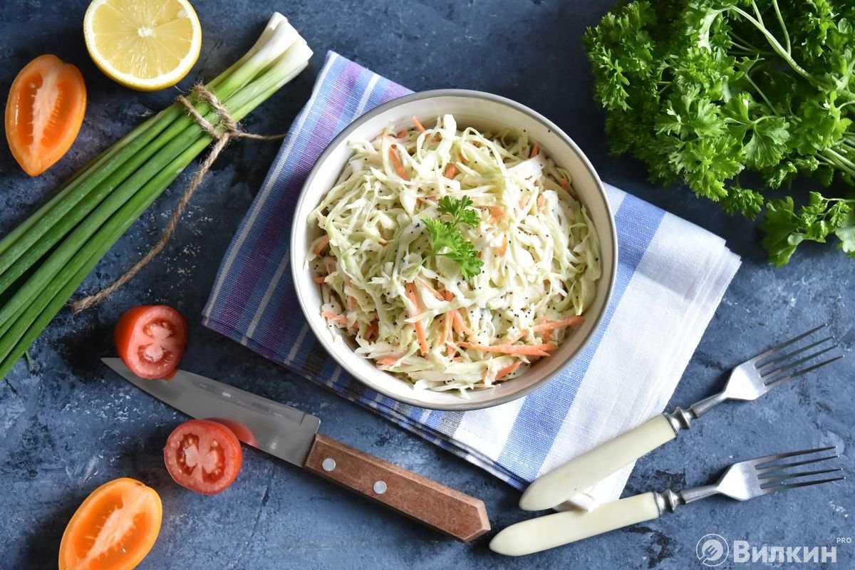 Салат из капусты с яблоком – витаминная подзарядка! рецепты салатов из капусты с яблоками для будней и разгрузочных дней
