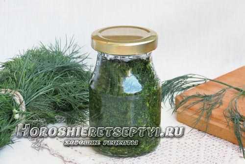 Как засолить зелень на зиму и сохранить максимум витаминов